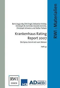 Krankenhaus Rating Report 2007