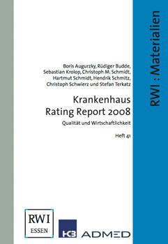 Krankenhaus Rating Report 2008