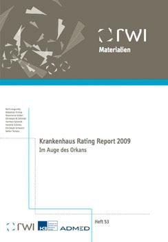 Krankenhaus Rating Report 2009