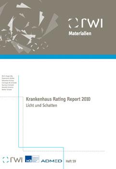 Krankenhaus Rating Report 2010