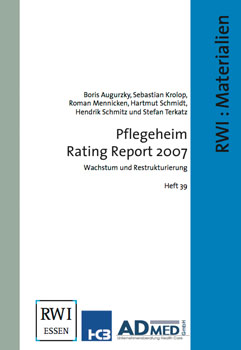 Pflegeheim Rating Report 2007