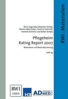 Pflegeheim Rating Report 2007