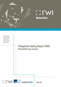 Pflegeheim Rating Report 2009