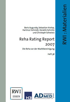 Reha Rating Report 2007