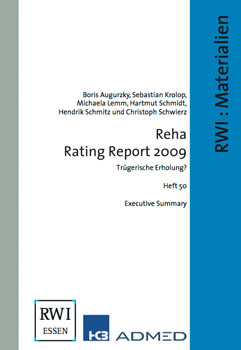 Reha Rating Report 2009