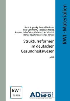 Strukturreformen im deutschen Gesundheitswesen