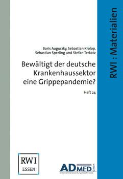 Bewältigt der deutsche Krankenhaussektor eine Grippepandemie?