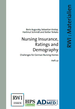 Nursing Insurance, Ratings and Demography