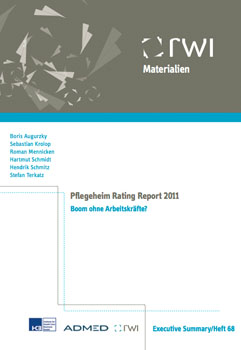 Pflegeheim Rating Report 2011