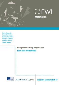 Krankenhaus Rating Report 2011